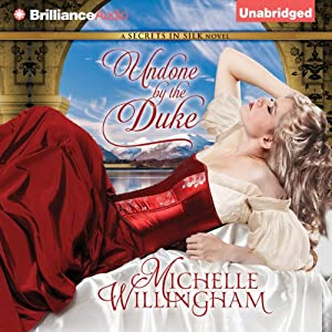 Undone by the Duke Audiobook