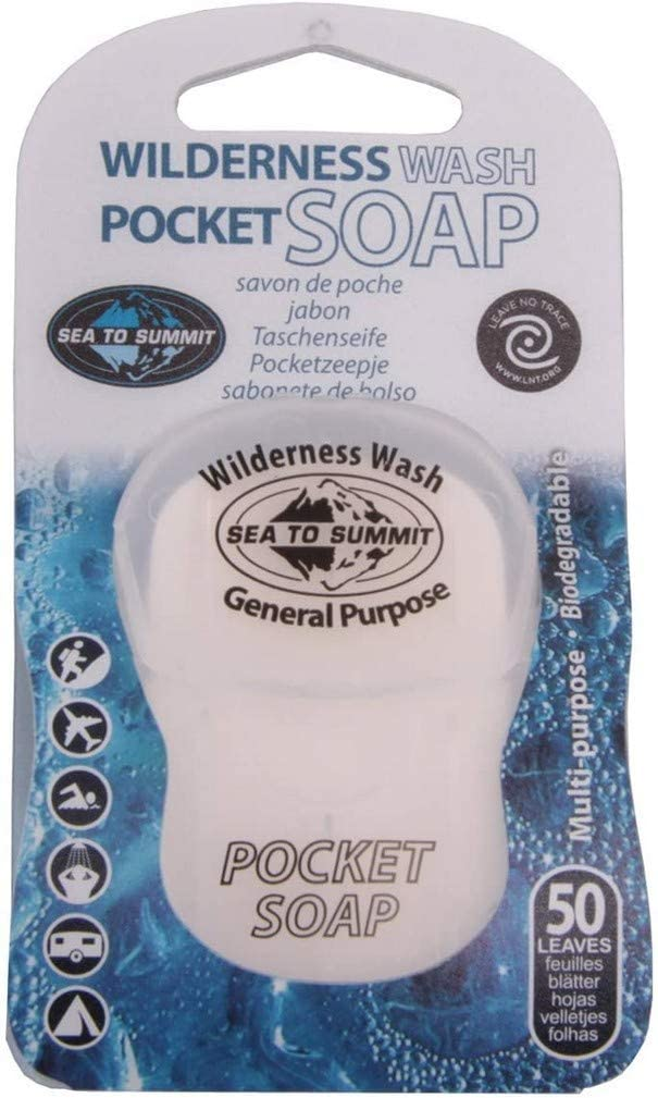 Sea to Summit Pocket Soap (50 Leaves)