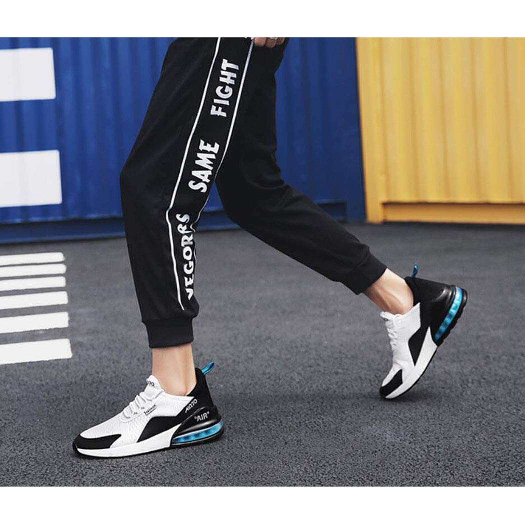 ZIXUAP Herren-Herbstpaar Luftkissen Laufschuhe Laufschuhe Laufschuhe Student Mode Wilden Casual Sportschuhe Herren Trend weiße Schuhe 1adeb4