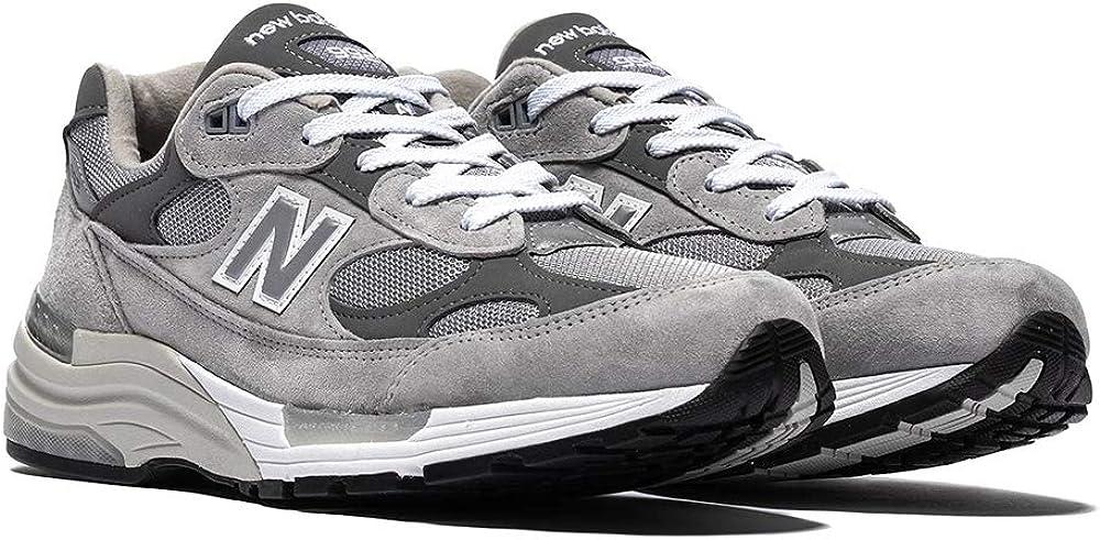 [ニューバランス] NEWBALANCE M992GR メンズ スニーカー メイドイン USA シューズ 靴 グレー (measurement_28_point_0_centimeters) [並行輸入品]