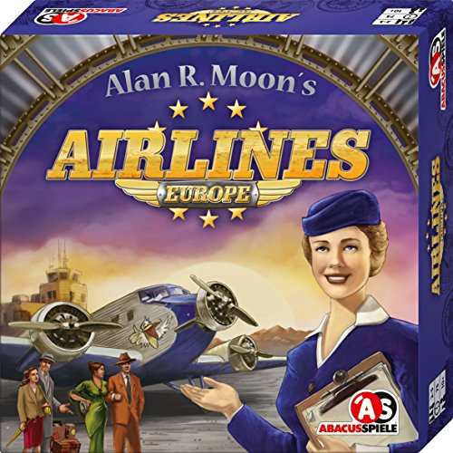 AbacusSpiele ABA03111 Airlines Europe ()