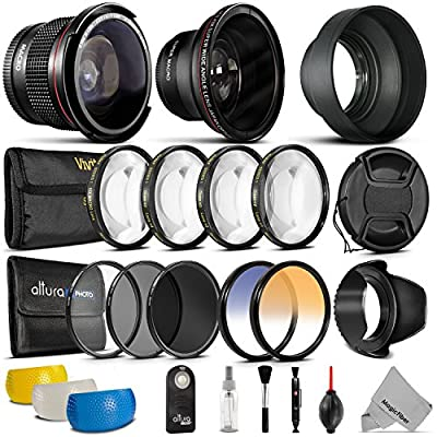 Complete Accessory Kit / 58MM Canon
