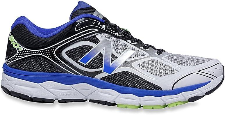 New Balance 860 - Zapatillas de Running de Material Sintético para Hombre WB6 Taglia Scarpa Size: 41.5: Amazon.es: Zapatos y complementos