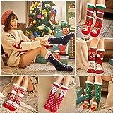 MTENG Women Warm Fuzzy Fluffy Socks Super Soft Cozy