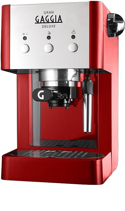 Gaggia RI8325/12 - Cafetera (1 L, 950 W): Amazon.es: Hogar
