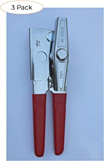 product image for EZ-DUZ-IT Can Opener, (Red) (Thrее Расk)