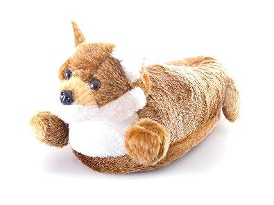 498e03ba2eb Fergus Fox Slippers for Kids