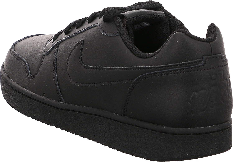Nike Herren Ebernon Low Fitnessschuhe Schwarz Black 003