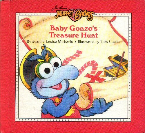 Indulge Gonzo's Treasure Hunt (Jim Henson's Muppet Babies)