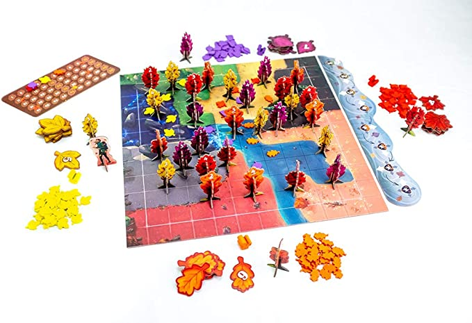 Floodgate Games Bosk Board Game - English: Amazon.es: Juguetes y juegos