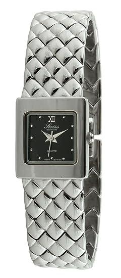 Amazon.com: Swiss Edition de la mujer Silver Lujo Pequeña ...