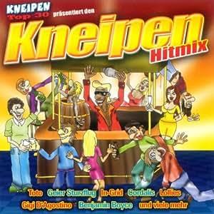 Kneipen-Hitmix (2004) - Gigi D'Agostino, In-Grid, Toto - Amazon.com