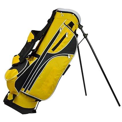 Bolsa de Golf Cue Bag con Soporte Gran Capacidad de luz ...