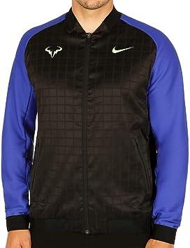 Nike Rafa M Jkt Prm Bleunoirgris XXL Bleunoirgris