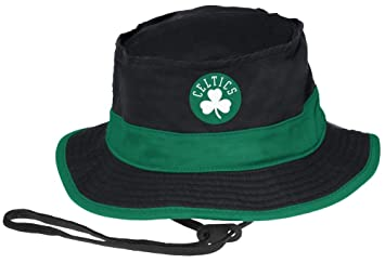 a1aeef6c632 Image Unavailable. Image not available for. Colour  Boston Celtics Adidas  NBA quot Stove Top quot  Bucket Hat