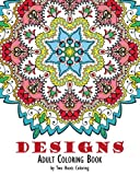 Best Coloring Books For Adults - Adult Coloring Book: Designs Review