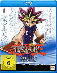 Yu-Gi-Oh Staffel 1