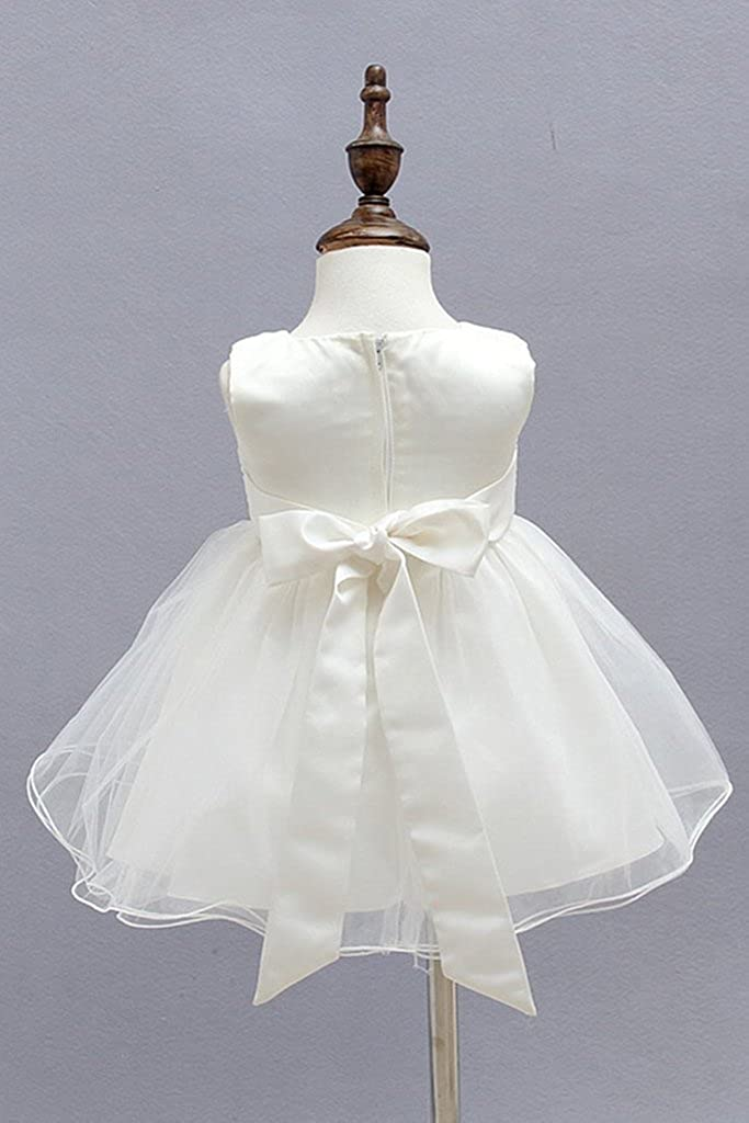 Snowskite Baby Girls 3 Pack Dresses Pageant Bow Formal Dress