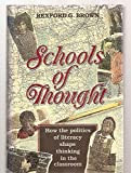 Schools of Thought 9781555423148