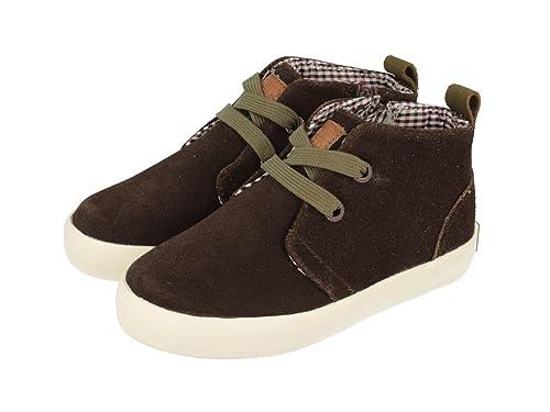 Gioseppo Massimo - Zapatillas para niños, Color marrón, Talla 29