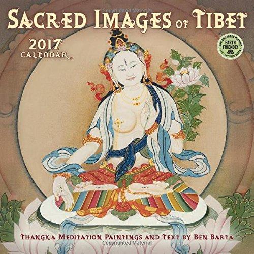 Sacred Images Tibet 2017 Calendar product image