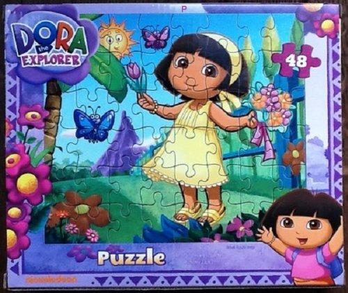 Dora the Explorer 24-Piece Jigsaw Puzzle, Styles ()