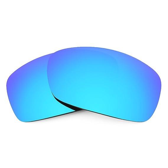ed988cc5177e2 Revant Verres de rechange polarisés Bleu Glacier pour Oakley Hijinx ...