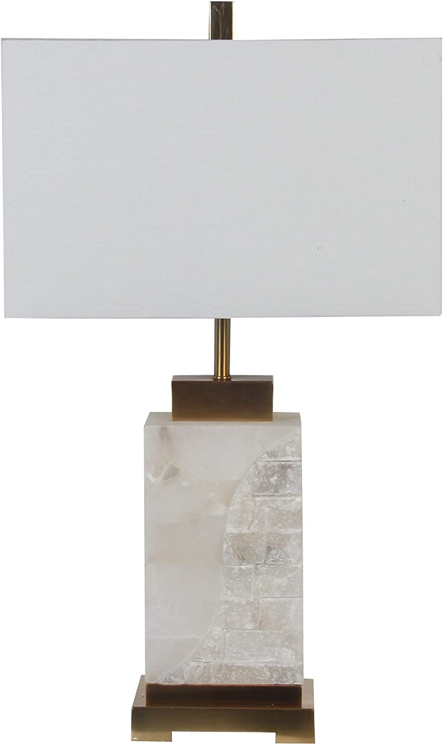 Privilege Popular products 150W Miami Mall 3way Marble Lamp Table