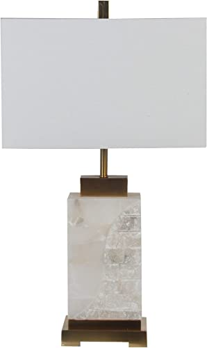 Privilege 150W 3way Marble Lamp Table