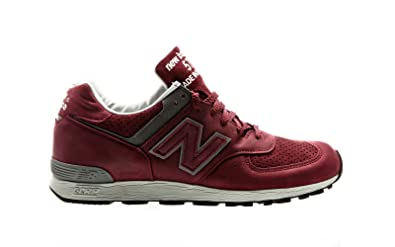 San Francisco a9dac 33e16 New Balance M576, GMM red-Grey: Amazon.co.uk: Shoes & Bags