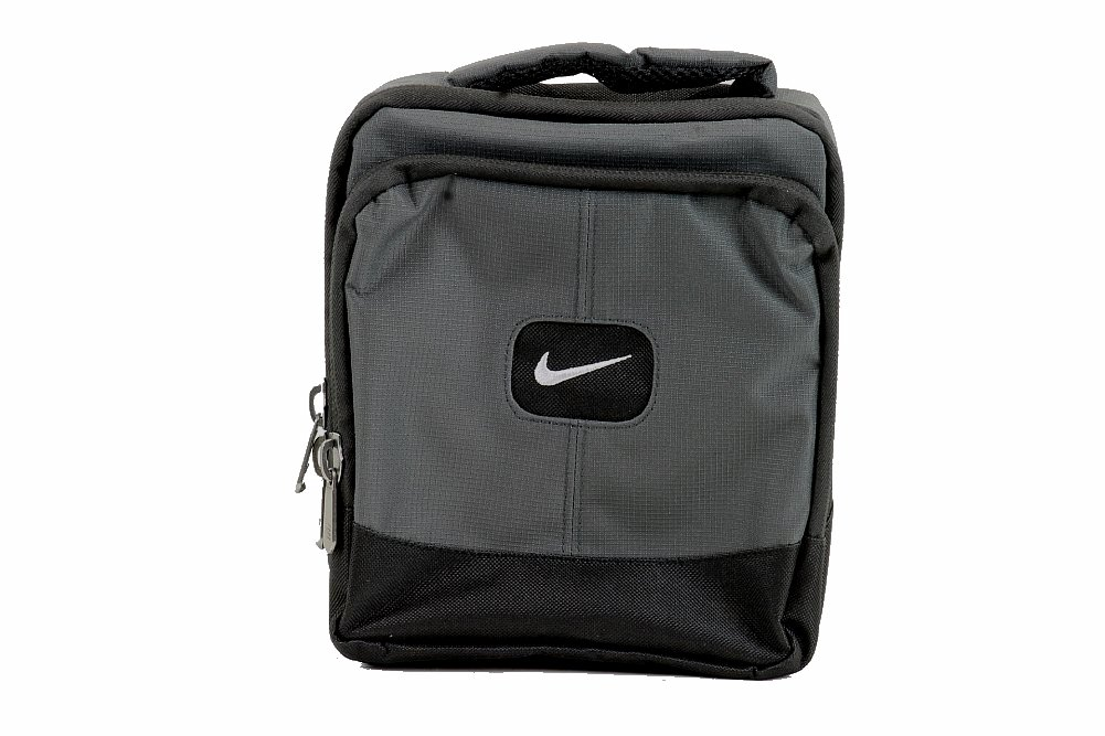 Nike Insulated Lunch Bag - Charcoal by NIKE