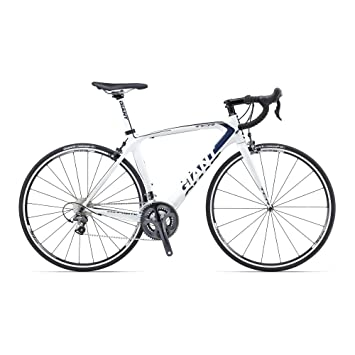 Giant TCR Composite 1 white (Frame size: 55, 5 cm) Road bike, Road ...