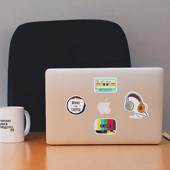 Amazon.com: 2019 Nuevas pegatinas de geekers: Computers ...