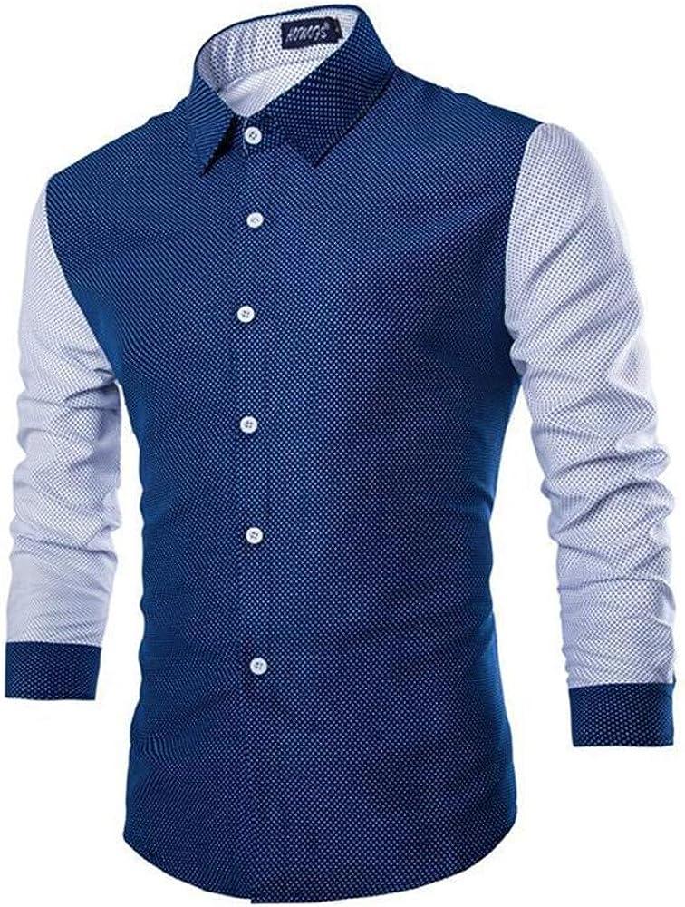SXZG Camisa Casual de Hombre Top Cómodo: Amazon.es: Ropa y accesorios