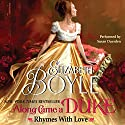 Along Came a Duke : Rhymes with Love Audiobook by Elizabeth Boyle Narrated by Susan Duerden