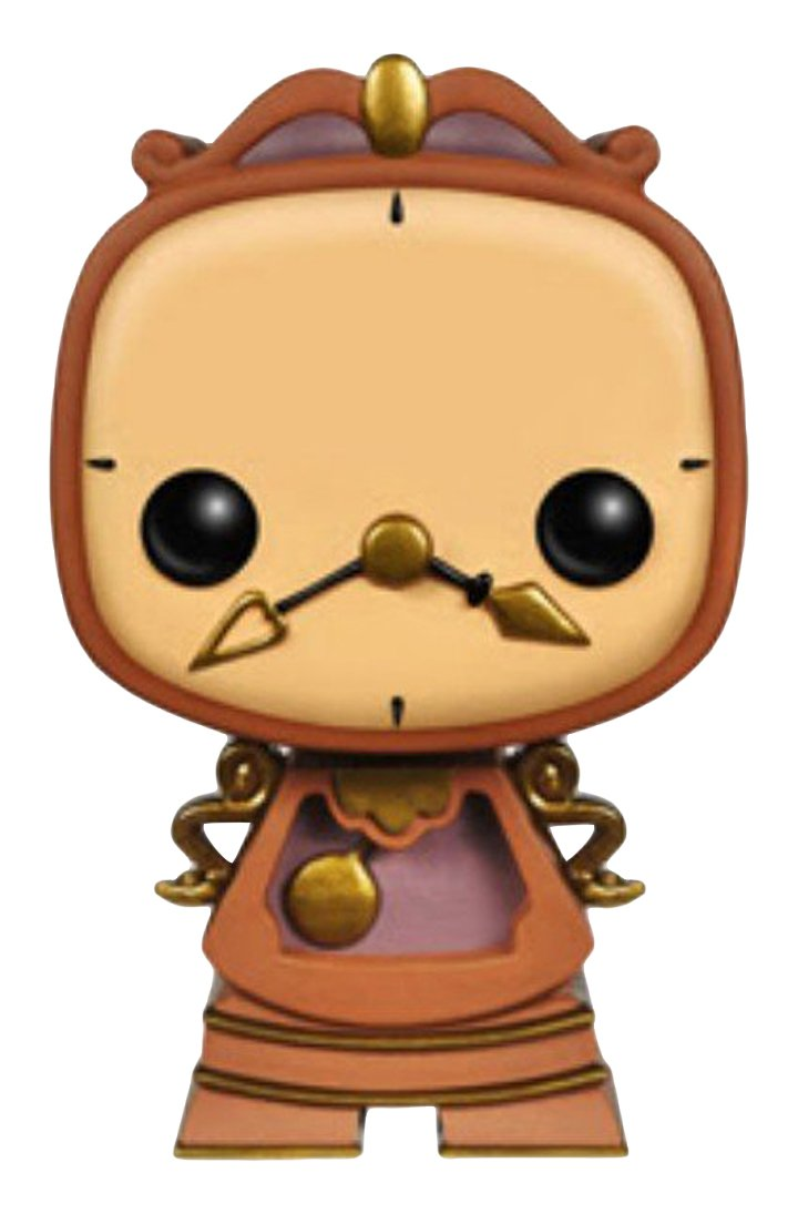 "Funko 3897 Disney 3897 ""Pop"" Vinyl Cogsworth Figure"