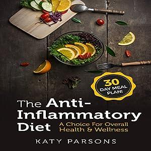 The Anti-Inflammatory Diet Audiobook