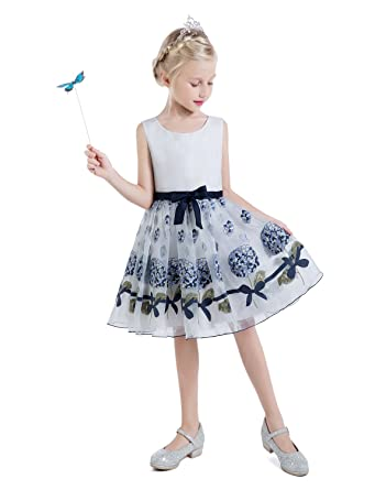 Amazon.com  Castle Fairy Cute Girls Short Skirts Simple A-Line Party Dance  Formal Dress  Clothing 750946ead