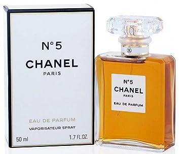 Amazoncom Chânel No5 Eau De Parfum Spray For Woman Edp 17