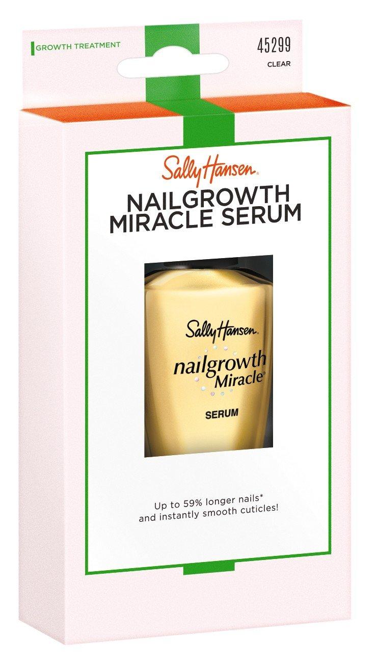 Sally Hansen Nail Growth Miracle Serum 0.37 Ounce (11ml)