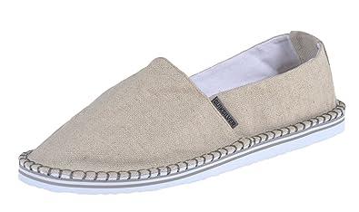 Quiksilver The Chill KMMSL084 , Alpargatas de tela para hombre, color beige, talla 42 QUIKSILVER Amazon.es Zapatos y complementos