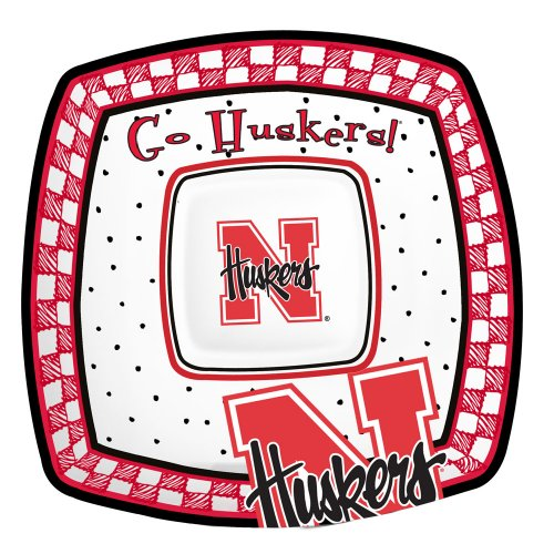 Nebraska Gameday Chip and Dip (Nebraska Logo Square)