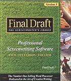 Final Draft 5.0 Professional Screenwriting Softwa