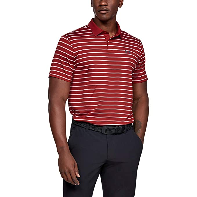 Under Armour Performance 2.0 Divot Stripe - Camisa Polo Hombre ...