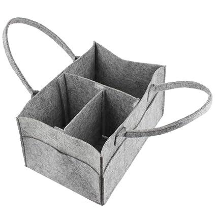 Millya plegable organizador de pañales para bebé de almacenamiento ...