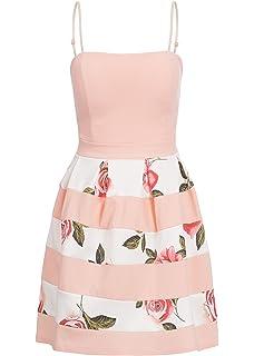 Kleider kurz rosa