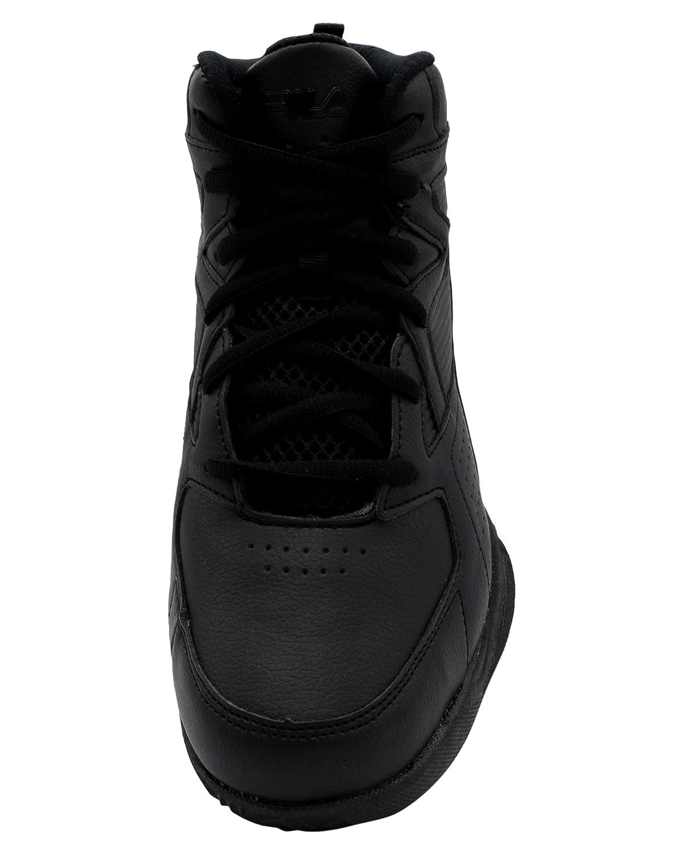 ,Black,12 Fila Kids Boys Transportal 3 Sneaker Little Kid