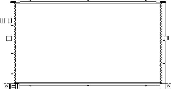 climatisation TSP0225473 Condenseur