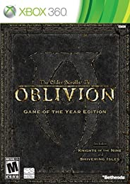 Oblivion - Xbox 360 Game of the Year Edition