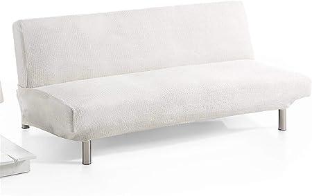 Belmarti Housse De Canapé Clic Clac Elegant Bi élastique